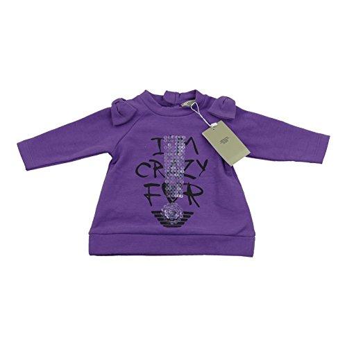 Armani T-shirt pour bébé fille Violet 3 m