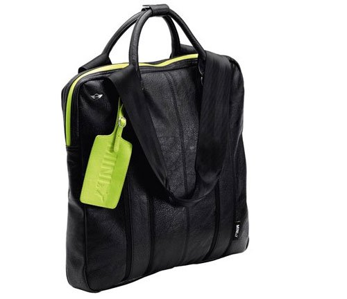 Original MINI by Puma 'Large Holdall Bag' Tasche Kunstleder 42x43x6 cm 80222296413