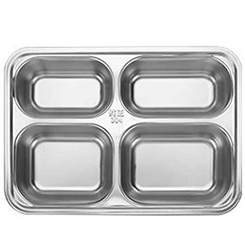 Daliuing LunchBox Stainless steel lunch box Meal Prep Containers Microwave and Dishwasher Safe