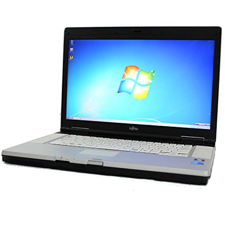 当社台風細胞FUJITSU 富士通 LIFEBOOK S761/C Core i5 4GB 160GB DVDスーパーマルチ 13.3型液晶 無線LAN Windows7 Professional 中古 中古パソコン ノートパソコン