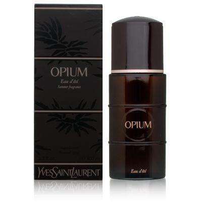 Opium Summer Fragrance by Yves Saint Laurent for Women 3.3 oz Eau d