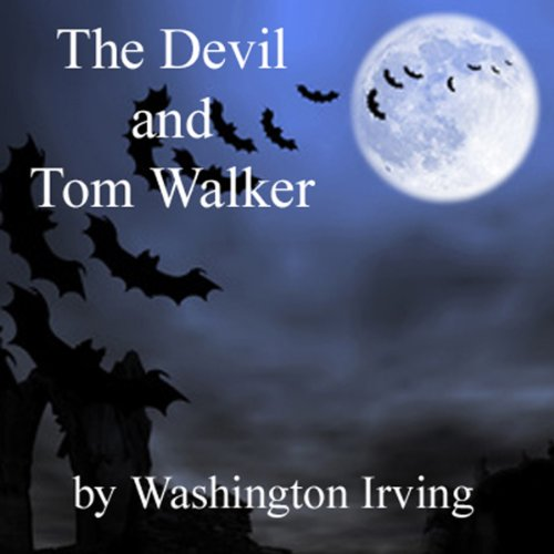 The Devil and Tom Walker audiobook cover art