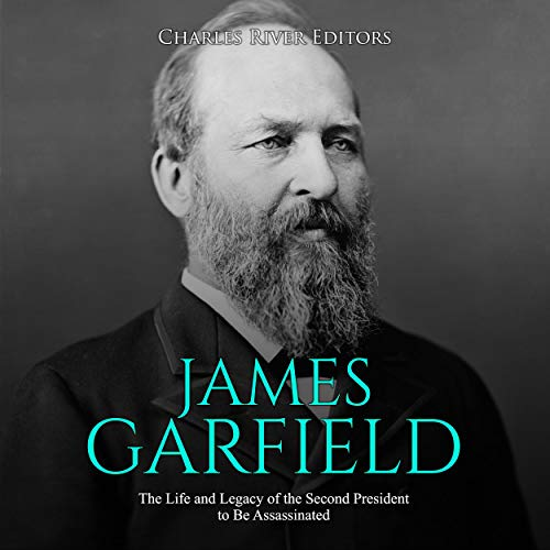 James Garfield  By  cover art
