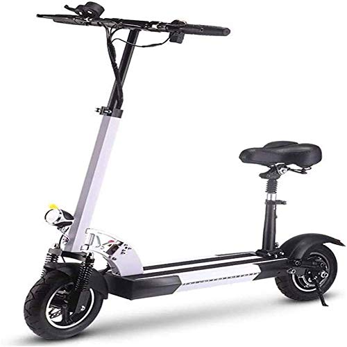 LOPP Ebike e-Bike Fast e-bikes for adults Electric scooter with removable seat, mini electric bike with 36V 15.6Ah lithium battery for commuting and traveling