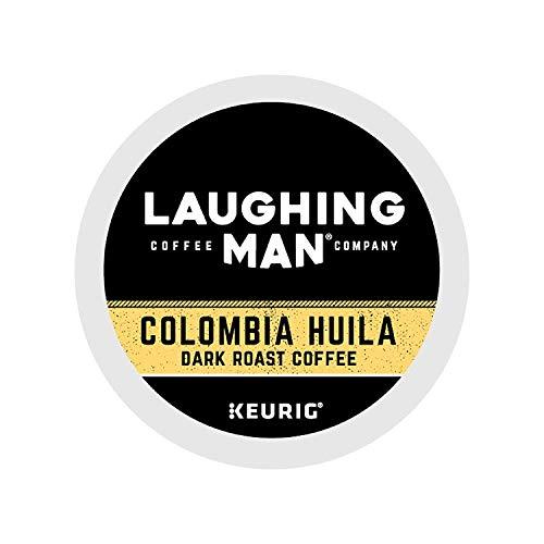 Laughing Man Columbia Huila, Single-Serve Keurig K-Cup...