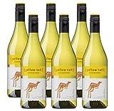 Yellow Tail Chardonnay Wine, 6x