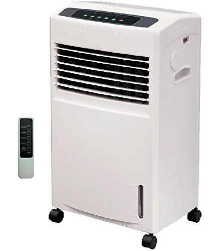 4-in-1 Mobile climatizzatore aria radiatore aria umidificatore aria detergente per fuochista