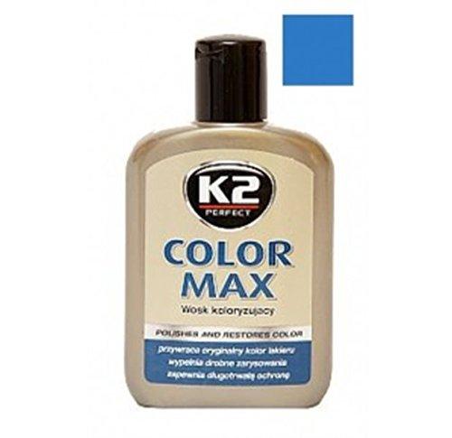 K2 cire bleue 200 ml 200 ml COLOR MAX 200