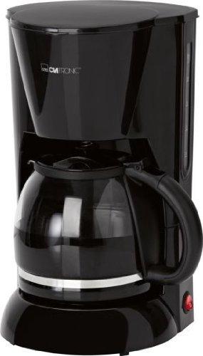 Clatronic KA 3473 Kaffeeautomat, schwarz