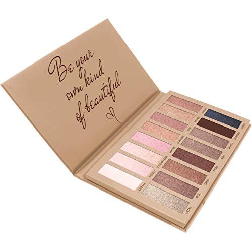 Palette Fard À Paupière Maquillage Yeux - Nude 16 Couleurs S