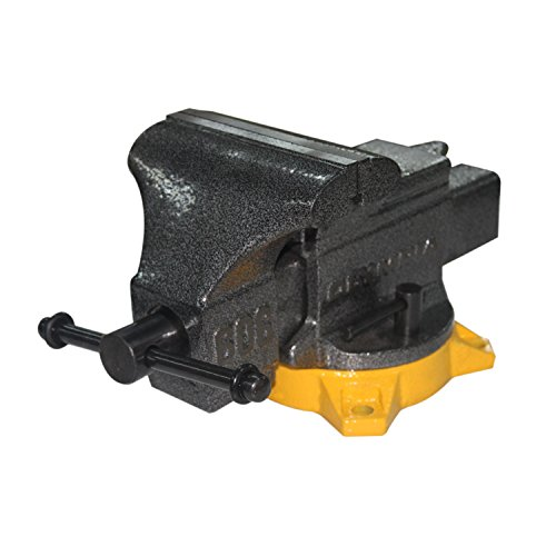 Olympia Tools Bench Vise 38-606, 6 Inches