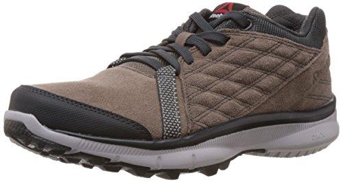 Reebok DMX Off Road, Chaussures de Marche Homme, Gris-Grau (Trek Grey/Black/Gravel/Steel), 46 EU