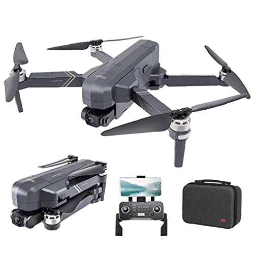 Remote Control FPV Drones with 4K HD Camera Foldable RC Quadcopter 2Battery...