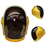 Avafierce Daft Punk Mask Helmet Full Head Cosplay Costume Accessories Fans Collection (Daft Punk Helmet)