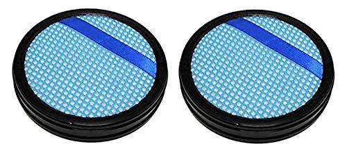 2 filtros 14943 compatibles con Philips PowerPro Aqua/Dou aspiradora de mano igual a CP9985, 432200494361