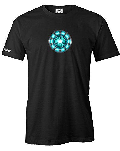 ARC Reactor - Herren - T-Shirt in Schwarz Gr. M