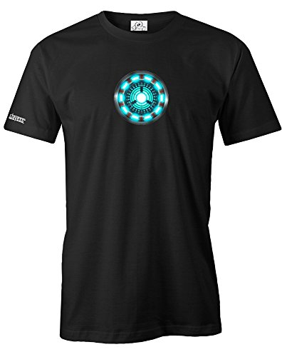ARC Reactor - Herren - T-Shirt in Schwarz Gr. S