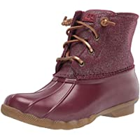 Sperry Saltwater Sparkle Women's Duck Boot (Cordovan)