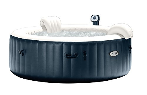 Intex Agp-Piscine E Accessori Pompa Anticalcare Bubble Spa, Nero, 78.04x49.8x64.08 cm
