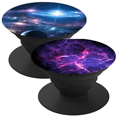2 Pack Phone Holder Suitable for almost Smartphones and Tablets Galaxy