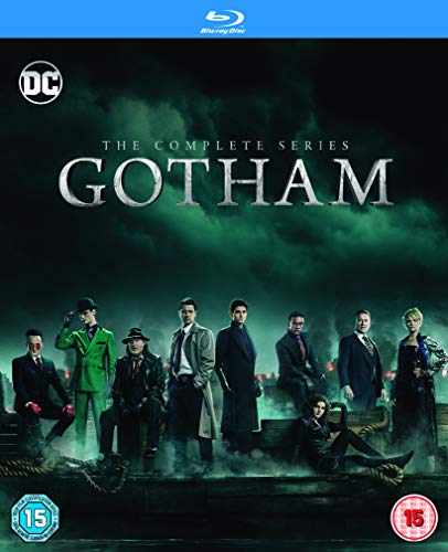 Gotham: The Complete Series [Blu-ray] [2014] [2019]