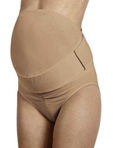Anita Maternity Damen Bauchbänder BabyBelt, Gr. 40 (Herstellergröße: M), Einfarbig Beige (skin 722)