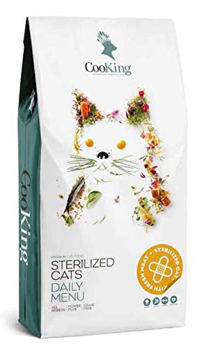 COOKING Carne Fresca Cat Adult Sterilized 8 kg