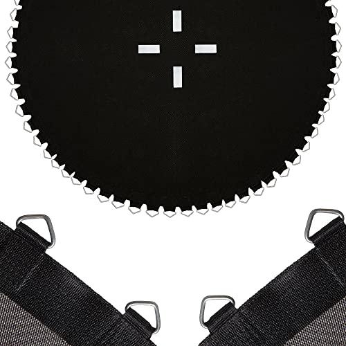 SPRINGOS Tapis de Saut 366 cm 12FT Accessoires pour Trampoline Force et entraînement d