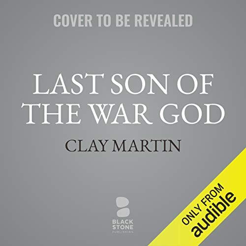 Last Son of the War God audiobook cover art
