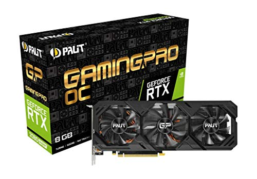 Palit RTX2080 Super Gaming Pro Overclocked 8GB Grafikkarte