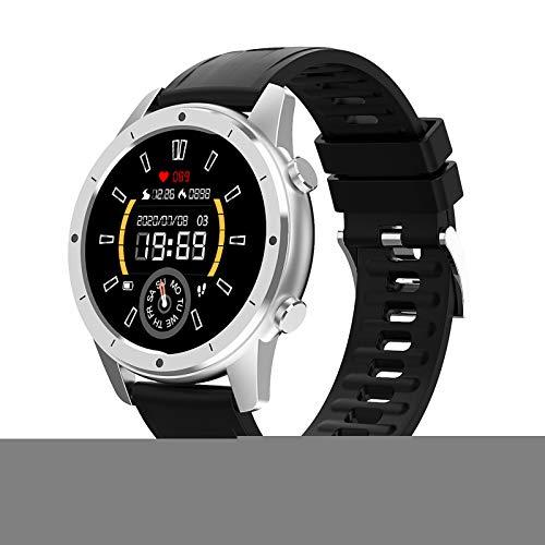 ZXCVBN Relojes Deportivos Inteligentes, Relojes Deportivos para Empresas de Ocio, Pantalla táctil Completa de Alta definición, Detalles más vívidos y más Suaves al Tacto