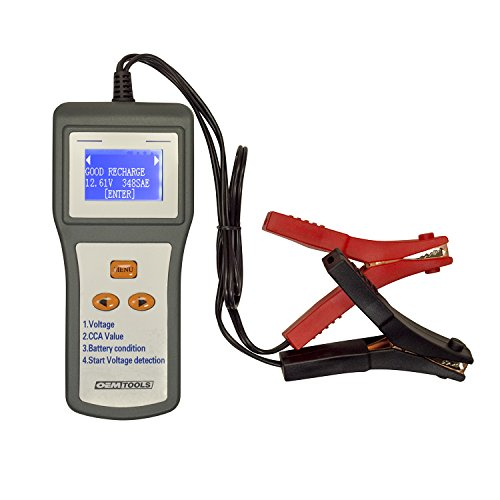 Great Deal! OEMTOOLS 24369 Digital Battery Analyzer