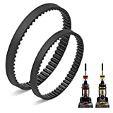 JEDELEOS Replacement Belt Set for Bissell ProHeat 2X Revolution Pet Carpet Cleaner, Fits Models 1548, 1550, 1551, 15483, Compare to Parts #1606419 & 1606418