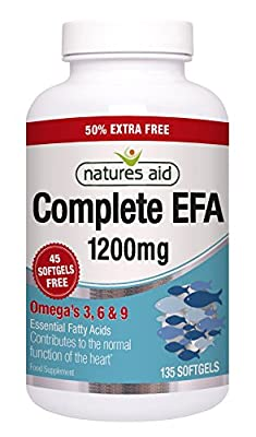 Complete EFA 135 from Natures Aid