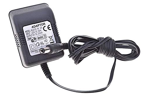 Adaptor Original Netzteil WJG-DC 9V 200 Output: 9V DC - 200mA