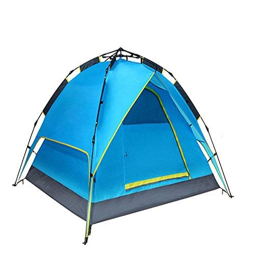QAR Hydraulisches Doppelschicht-Automatikzelt Sturmfestes Zelt Zelt
