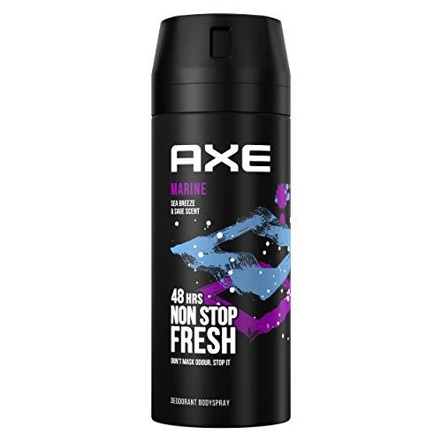 Axe Marine Rock Desodorante - 150 ml - Pack de 6