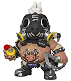 Funko- Games: Overwatch Roadhog Figurine, 29046