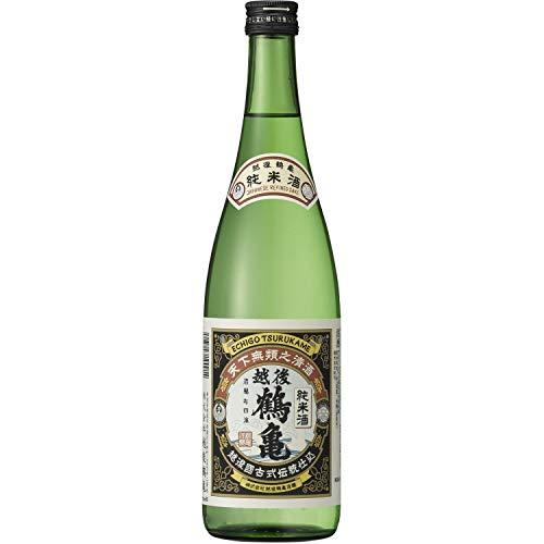 越後鶴亀『越後鶴亀 純米酒』