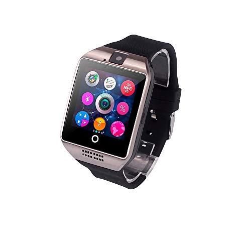 OPAKY Q18 - Reloj Inteligente con Bluetooth, Compatible con Tarjeta SIM para niños, Mujeres y Hombres