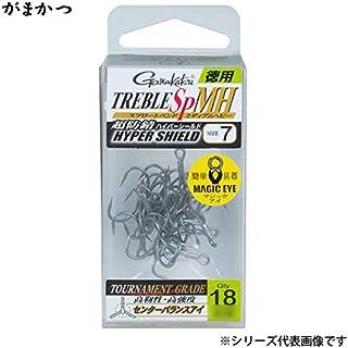 がまかつ(Gamakatsu) トレブルフック バラ 徳用 トレブルSP-MH (HPS)