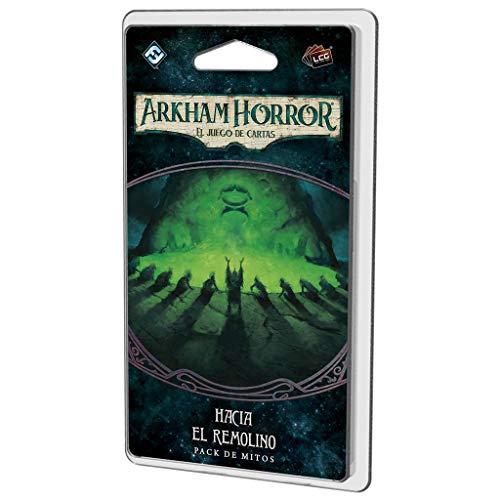 Arkham Horror LCG - hacia el Remolino