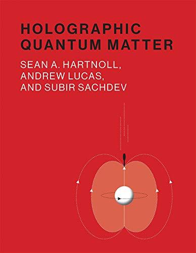 Holographic Quantum Matter (Mit Press)