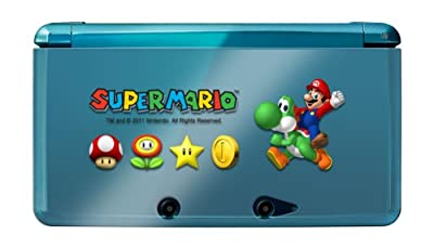 Hori Mario Protector and Skin Set (Nintendo DS/3DS)
