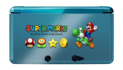 """Nintendo 3DS - Protector Schutzhülle & Skin Set \""""Super Mario\"""""""