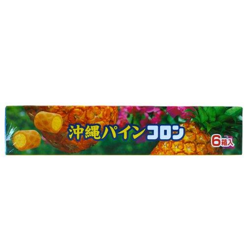 江崎グリコ『沖縄パインコロン』