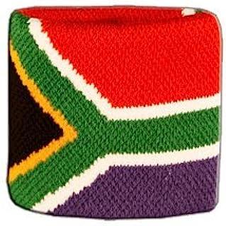 Flaggenfritze/® Schweissband Flagge S/üdafrika