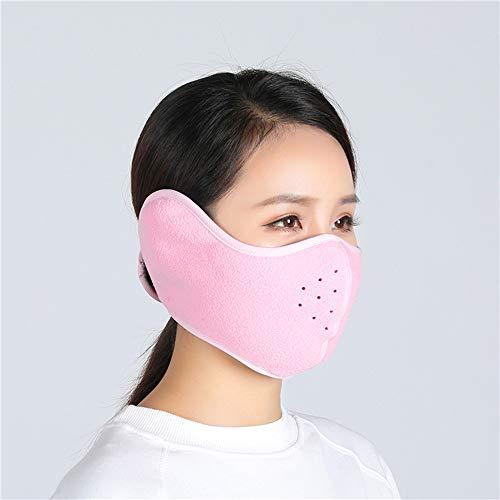 Tweal Invierno Protección Caliente Máscara Anti-frío