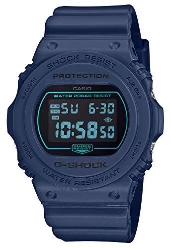 [カシオ] 腕時計 ジーショック G-SHOCK DW-5700BBM-2JF メンズ ブルー