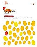 Cuadernos Ortografía. Letrilandia 4 (Molalaletra)
